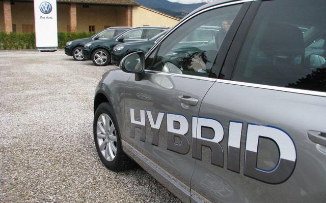 Volkswagen komt met Jetta Hybride.