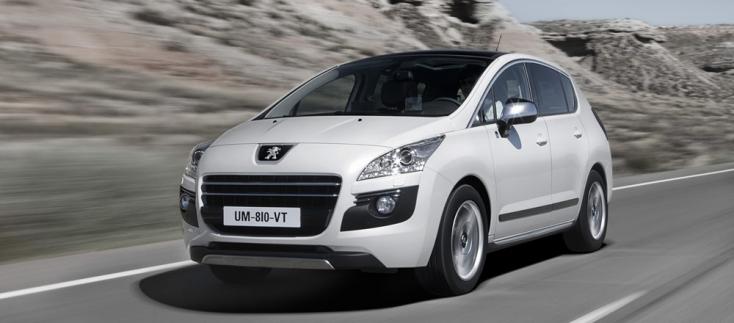 Peugeot 3008 Hybrid 4 vernieuwd