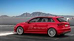 Audi A3 Sportsback e-tron komt in najaar 2014