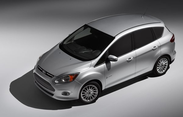 Ford komt met C-Max Hybride
