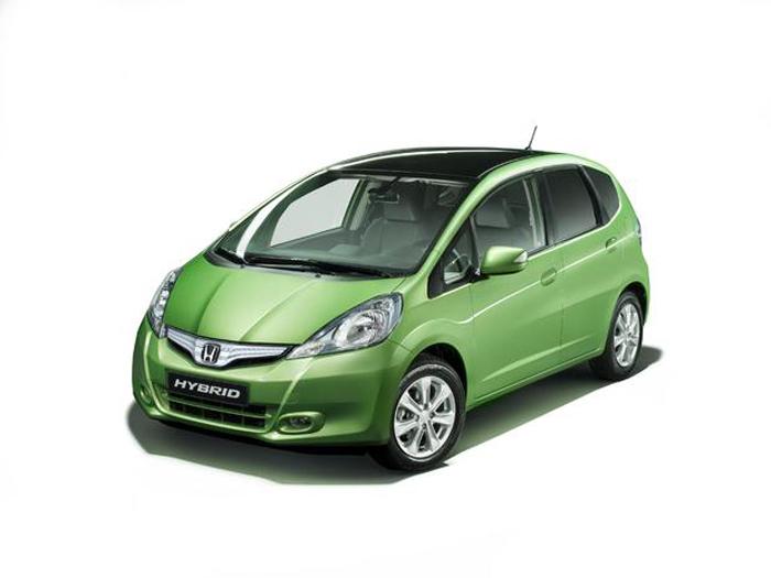 Jazz Hybrid, het 4e Hybride model van Honda