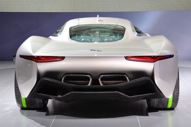 FullHybride.nl | Jaguar C-X75