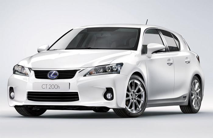 Lexus CT 200h, prijzen zijn bekend