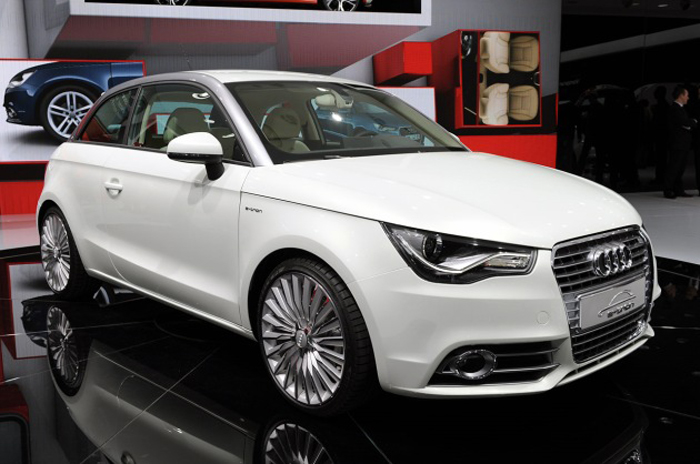 Audi A1 e-tron, Full Hybride van Audi komt eraan