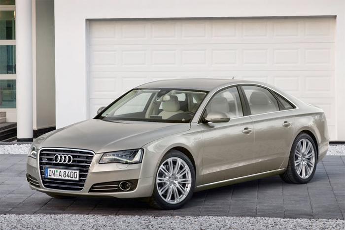 Audi A8 Full Hybride
