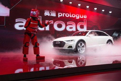 Nieuwe plug-in hybride versies van Audi