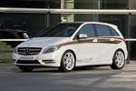 Mercedes B-Klasse E Cell met range extender