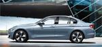 BMW Active Hybrid 3 in najaar op de wegen