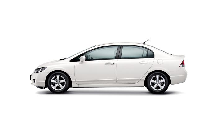 Honda Civic Hybride, zuinig rijden en geen wegenbelasting betalen