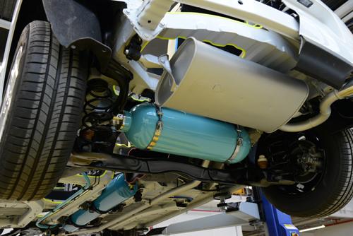 Hybrid Air, de volgende stap van Peugeot Citroen