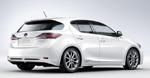 Lexus CT 200h Hybrid, geen wegenbelasting, geen BPM