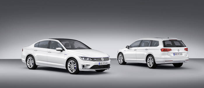 Volkswagen Passat GTE vanaf zomer 2015