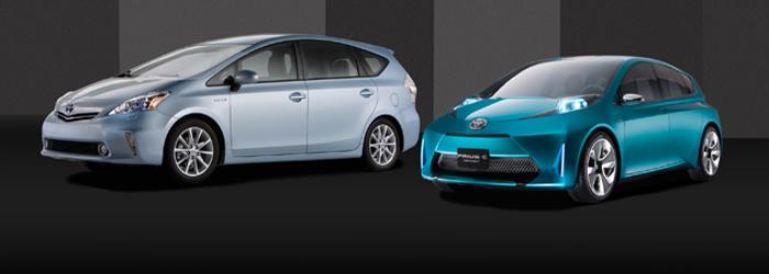 Toyota komt met meer Prius modellen
