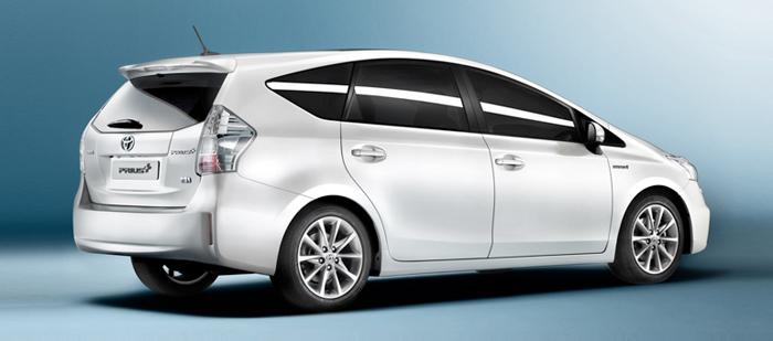 Full Hybride nieuws van Toyota