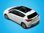 De nieuwe Auris Full Hybrid van Toyota